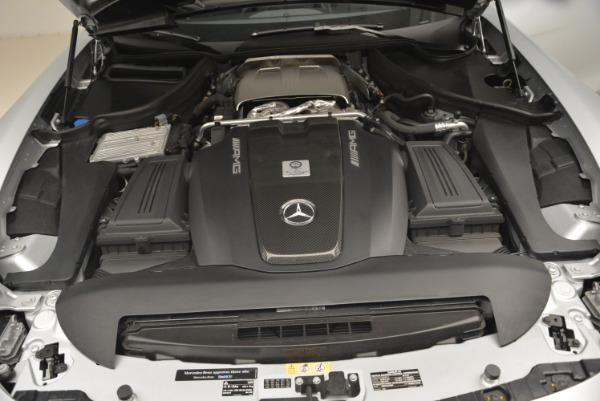Used 2016 Mercedes-Benz AMG GT S for sale Sold at Alfa Romeo of Westport in Westport CT 06880 23