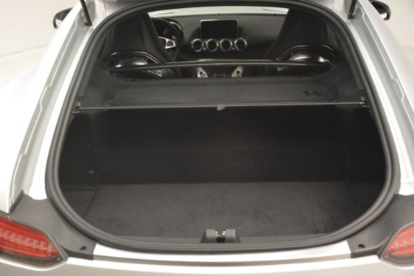 Used 2016 Mercedes-Benz AMG GT S for sale Sold at Alfa Romeo of Westport in Westport CT 06880 24