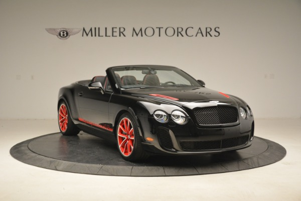 Used 2013 Bentley Continental GT Supersports Convertible ISR for sale Sold at Alfa Romeo of Westport in Westport CT 06880 11