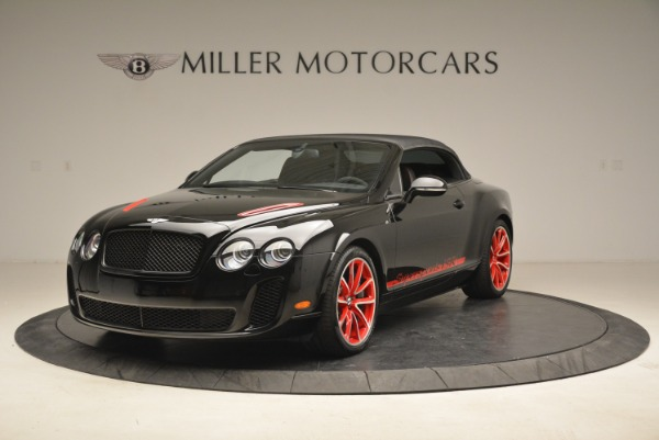 Used 2013 Bentley Continental GT Supersports Convertible ISR for sale Sold at Alfa Romeo of Westport in Westport CT 06880 14