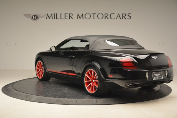 Used 2013 Bentley Continental GT Supersports Convertible ISR for sale Sold at Alfa Romeo of Westport in Westport CT 06880 18