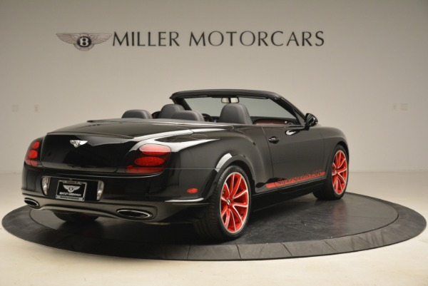 Used 2013 Bentley Continental GT Supersports Convertible ISR for sale Sold at Alfa Romeo of Westport in Westport CT 06880 7