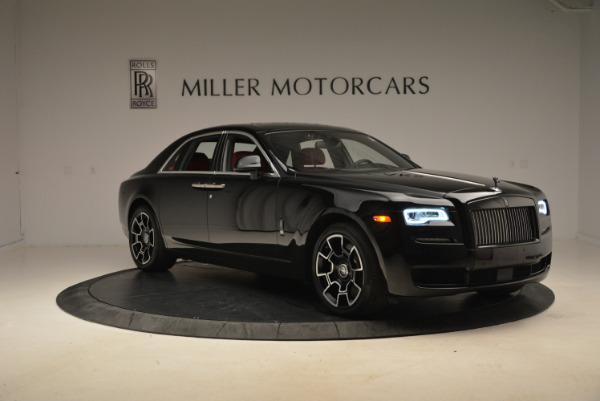 Used 2017 Rolls-Royce Ghost Black Badge for sale Sold at Alfa Romeo of Westport in Westport CT 06880 11