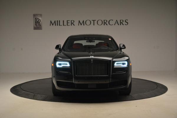 Used 2017 Rolls-Royce Ghost Black Badge for sale Sold at Alfa Romeo of Westport in Westport CT 06880 12