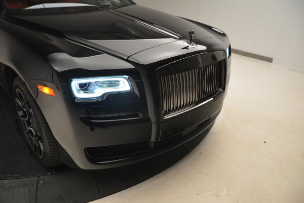 Used 2017 Rolls-Royce Ghost Black Badge for sale Sold at Alfa Romeo of Westport in Westport CT 06880 13