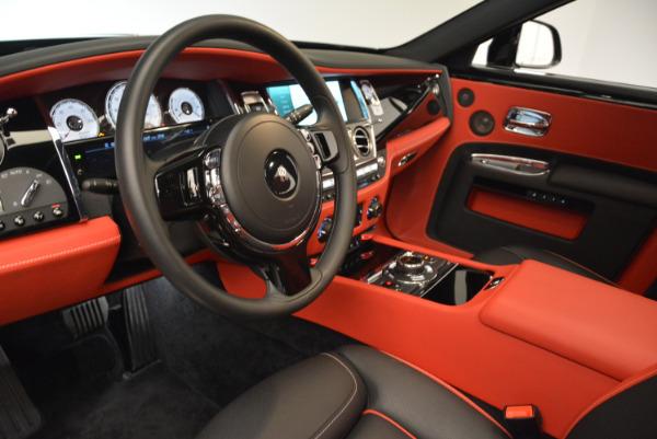 Used 2017 Rolls-Royce Ghost Black Badge for sale Sold at Alfa Romeo of Westport in Westport CT 06880 17