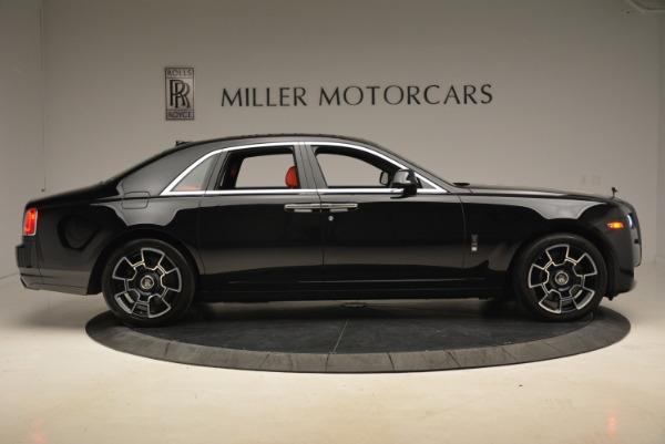 Used 2017 Rolls-Royce Ghost Black Badge for sale Sold at Alfa Romeo of Westport in Westport CT 06880 9