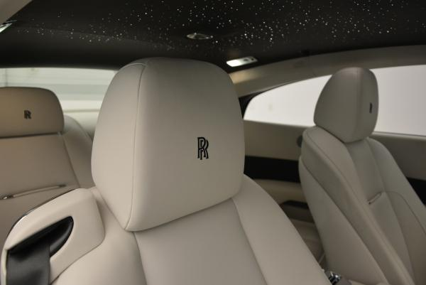 New 2016 Rolls-Royce Wraith for sale Sold at Alfa Romeo of Westport in Westport CT 06880 18