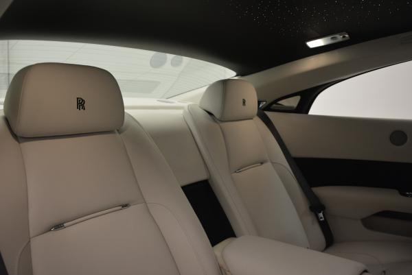 New 2016 Rolls-Royce Wraith for sale Sold at Alfa Romeo of Westport in Westport CT 06880 19