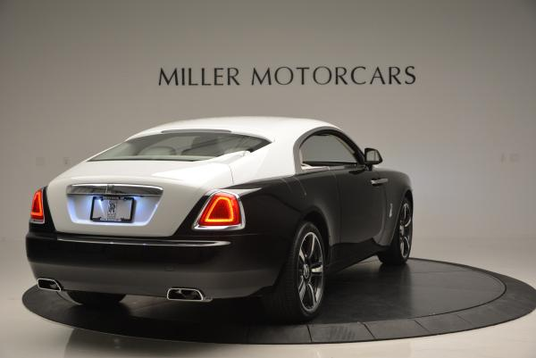 New 2016 Rolls-Royce Wraith for sale Sold at Alfa Romeo of Westport in Westport CT 06880 7