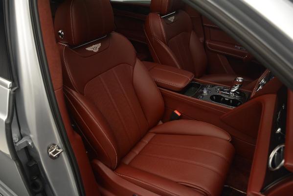 New 2019 Bentley Bentayga V8 for sale Sold at Alfa Romeo of Westport in Westport CT 06880 27