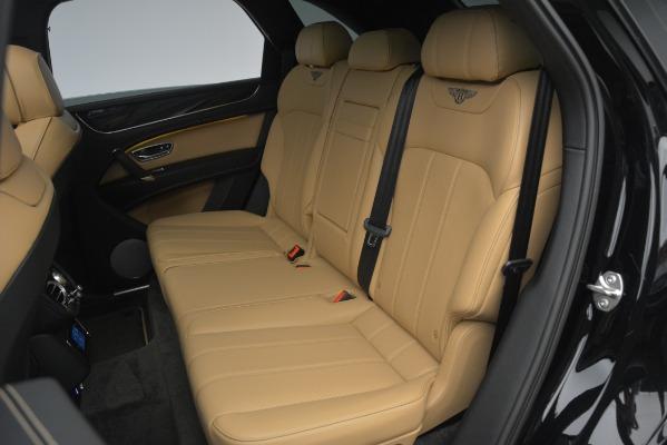 New 2019 Bentley Bentayga V8 for sale Sold at Alfa Romeo of Westport in Westport CT 06880 26