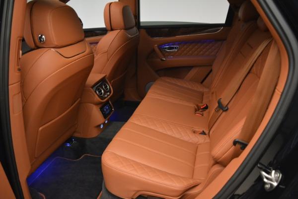 Used 2018 Bentley Bentayga W12 Signature for sale Sold at Alfa Romeo of Westport in Westport CT 06880 20