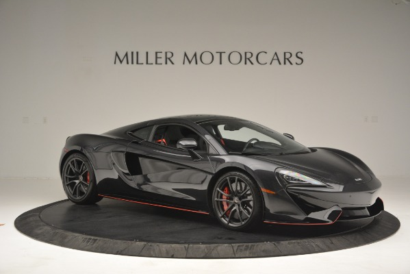 Used 2018 McLaren 570GT for sale Sold at Alfa Romeo of Westport in Westport CT 06880 10