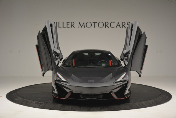 Used 2018 McLaren 570GT for sale Sold at Alfa Romeo of Westport in Westport CT 06880 13