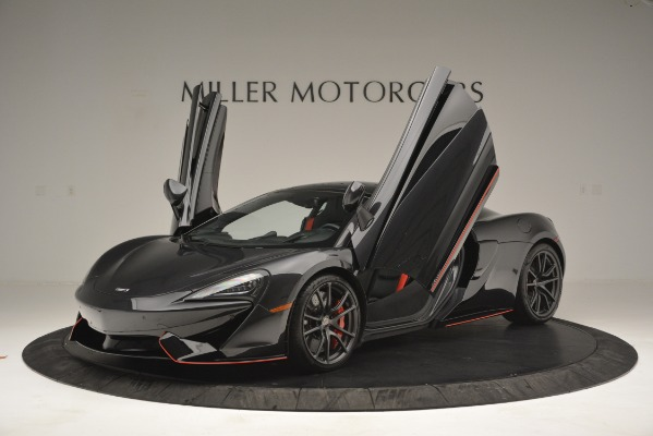 Used 2018 McLaren 570GT for sale Sold at Alfa Romeo of Westport in Westport CT 06880 14