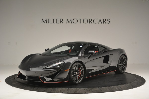 Used 2018 McLaren 570GT for sale Sold at Alfa Romeo of Westport in Westport CT 06880 2