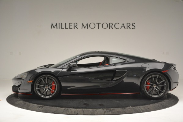 Used 2018 McLaren 570GT for sale Sold at Alfa Romeo of Westport in Westport CT 06880 3