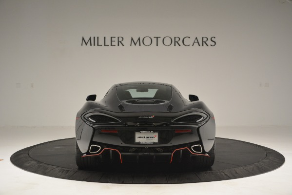 Used 2018 McLaren 570GT for sale Sold at Alfa Romeo of Westport in Westport CT 06880 6