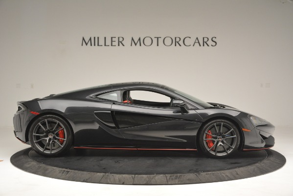 Used 2018 McLaren 570GT for sale Sold at Alfa Romeo of Westport in Westport CT 06880 9