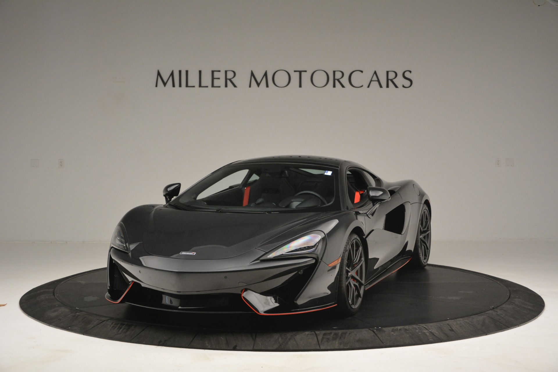 Used 2018 McLaren 570GT for sale Sold at Alfa Romeo of Westport in Westport CT 06880 1