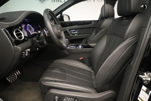 Used 2018 Bentley Bentayga W12 Signature for sale Sold at Alfa Romeo of Westport in Westport CT 06880 18