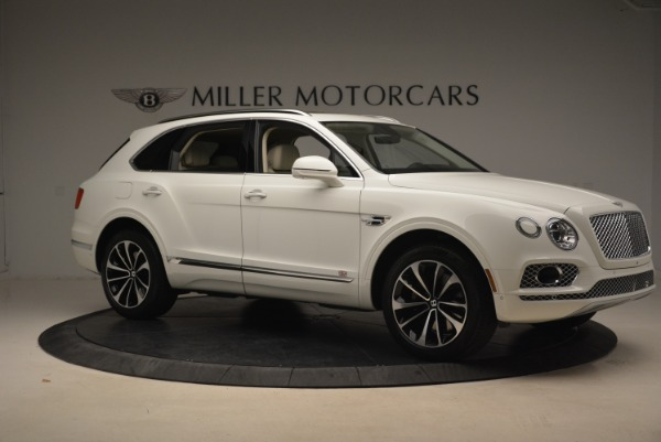 Used 2018 Bentley Bentayga Signature for sale Sold at Alfa Romeo of Westport in Westport CT 06880 10