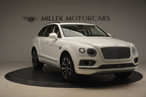 Used 2018 Bentley Bentayga Signature for sale Sold at Alfa Romeo of Westport in Westport CT 06880 11
