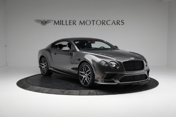 Used 2017 Bentley Continental GT Supersports for sale Sold at Alfa Romeo of Westport in Westport CT 06880 11