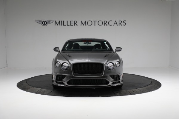 Used 2017 Bentley Continental GT Supersports for sale Sold at Alfa Romeo of Westport in Westport CT 06880 12