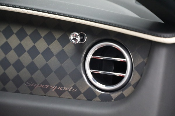 Used 2017 Bentley Continental GT Supersports for sale Sold at Alfa Romeo of Westport in Westport CT 06880 27