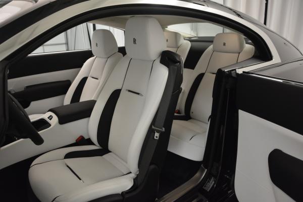 New 2016 Rolls-Royce Wraith for sale Sold at Alfa Romeo of Westport in Westport CT 06880 16