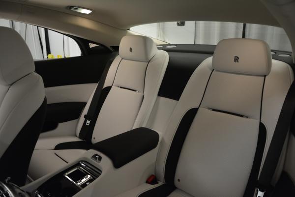New 2016 Rolls-Royce Wraith for sale Sold at Alfa Romeo of Westport in Westport CT 06880 19