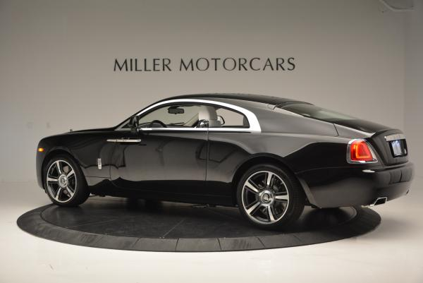 New 2016 Rolls-Royce Wraith for sale Sold at Alfa Romeo of Westport in Westport CT 06880 4