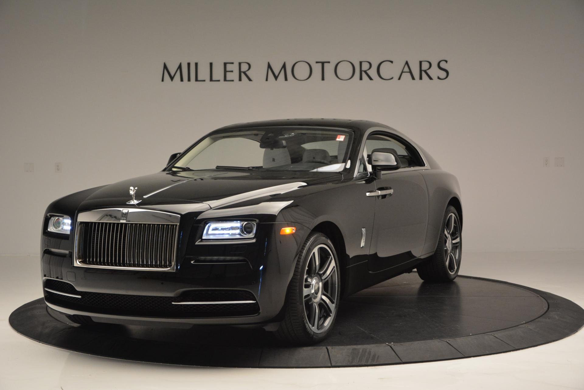 New 2016 Rolls-Royce Wraith for sale Sold at Alfa Romeo of Westport in Westport CT 06880 1