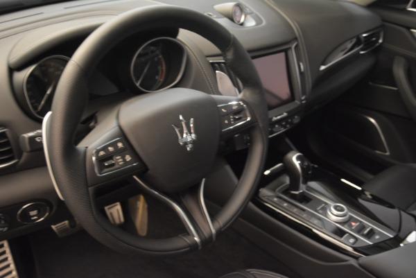Used 2018 Maserati Levante S Q4 GranSport for sale $59,900 at Alfa Romeo of Westport in Westport CT 06880 16