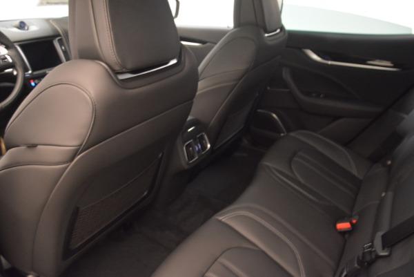 Used 2018 Maserati Levante S Q4 GranSport for sale $59,900 at Alfa Romeo of Westport in Westport CT 06880 17