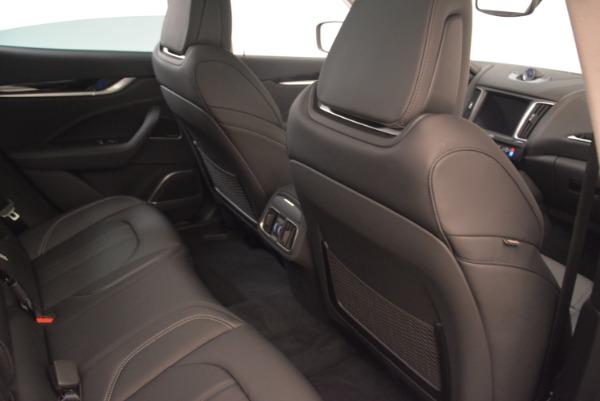 Used 2018 Maserati Levante S Q4 GranSport for sale $59,900 at Alfa Romeo of Westport in Westport CT 06880 23