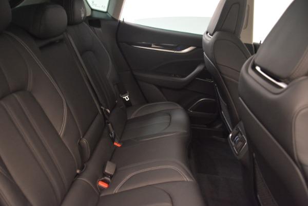 Used 2018 Maserati Levante S Q4 GranSport for sale $59,900 at Alfa Romeo of Westport in Westport CT 06880 24
