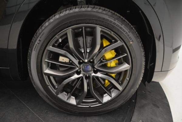 Used 2018 Maserati Levante S Q4 GranSport for sale $59,900 at Alfa Romeo of Westport in Westport CT 06880 26