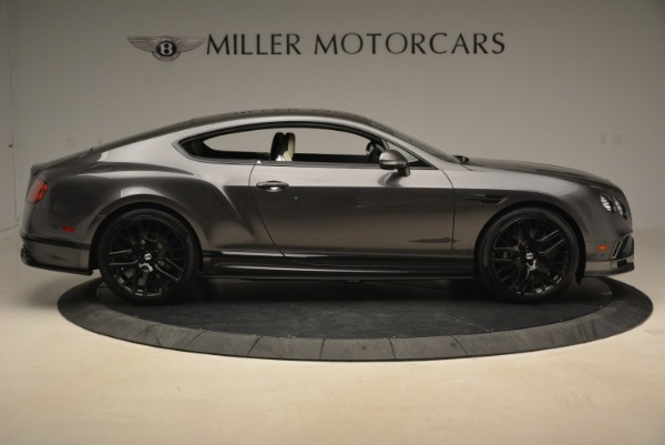 Used 2017 Bentley Continental GT Supersports for sale Sold at Alfa Romeo of Westport in Westport CT 06880 9