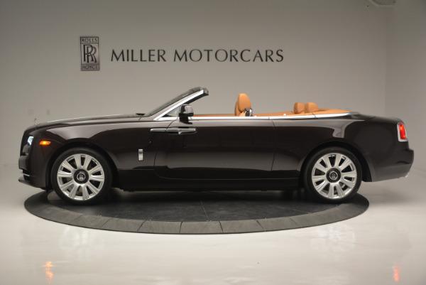 Used 2018 Rolls-Royce Dawn for sale Sold at Alfa Romeo of Westport in Westport CT 06880 2