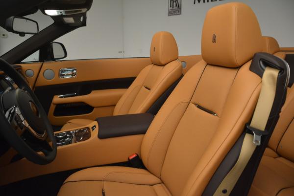 Used 2018 Rolls-Royce Dawn for sale Sold at Alfa Romeo of Westport in Westport CT 06880 21
