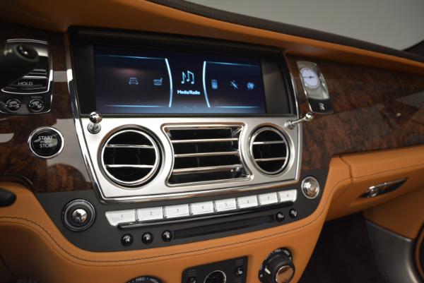Used 2018 Rolls-Royce Dawn for sale Sold at Alfa Romeo of Westport in Westport CT 06880 23