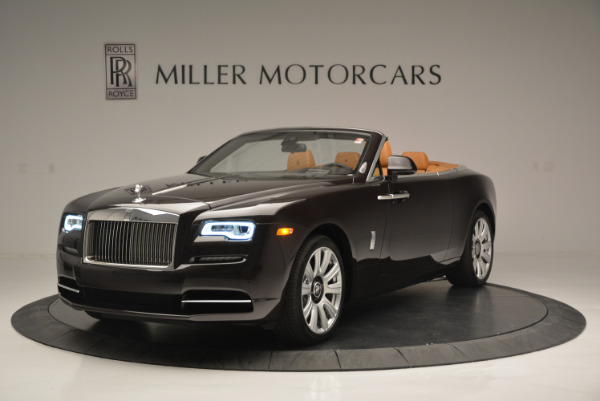 Used 2018 Rolls-Royce Dawn for sale Sold at Alfa Romeo of Westport in Westport CT 06880 1