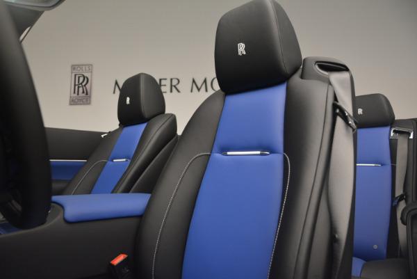 Used 2018 Rolls-Royce Dawn for sale Sold at Alfa Romeo of Westport in Westport CT 06880 19