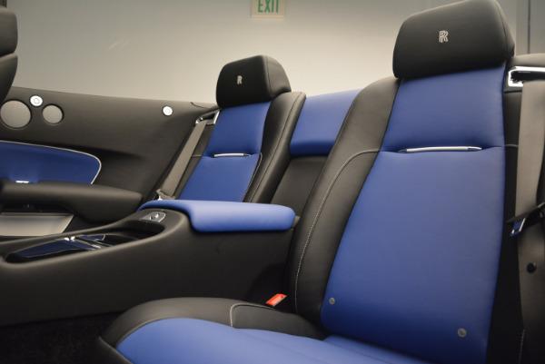 Used 2018 Rolls-Royce Dawn for sale Sold at Alfa Romeo of Westport in Westport CT 06880 24