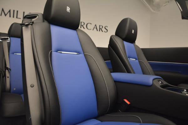 Used 2018 Rolls-Royce Dawn for sale Sold at Alfa Romeo of Westport in Westport CT 06880 27