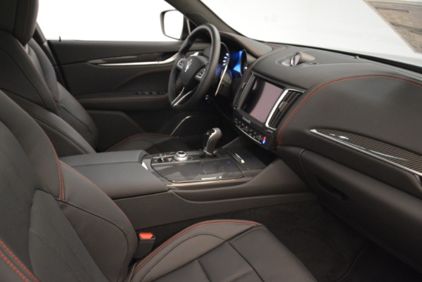 New 2018 Maserati Levante S Q4 GranSport for sale Sold at Alfa Romeo of Westport in Westport CT 06880 14