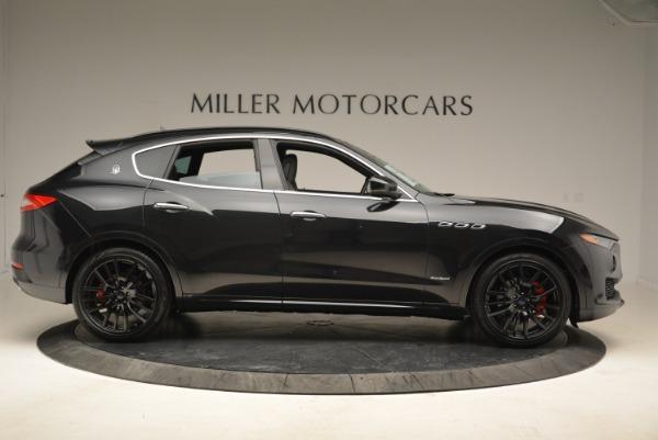 New 2018 Maserati Levante S Q4 GranSport for sale Sold at Alfa Romeo of Westport in Westport CT 06880 9